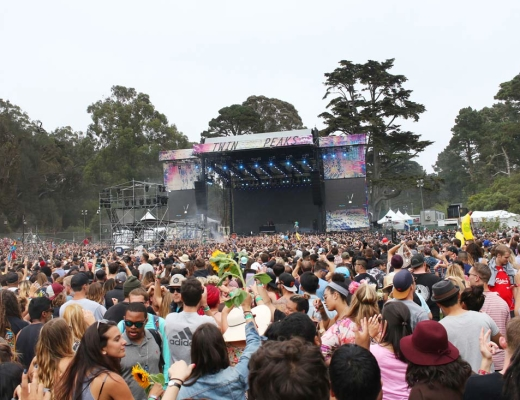 outside lands stage