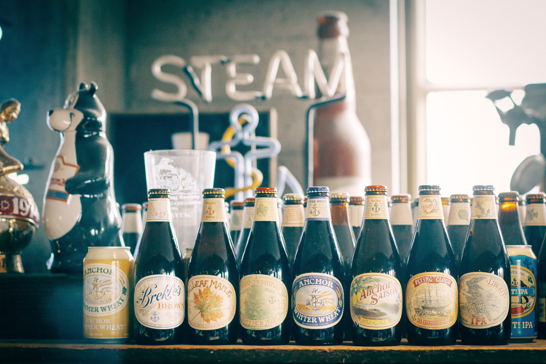 Anchor Brewing Tour Amp Drink Steam Week Yay Chasingkendall