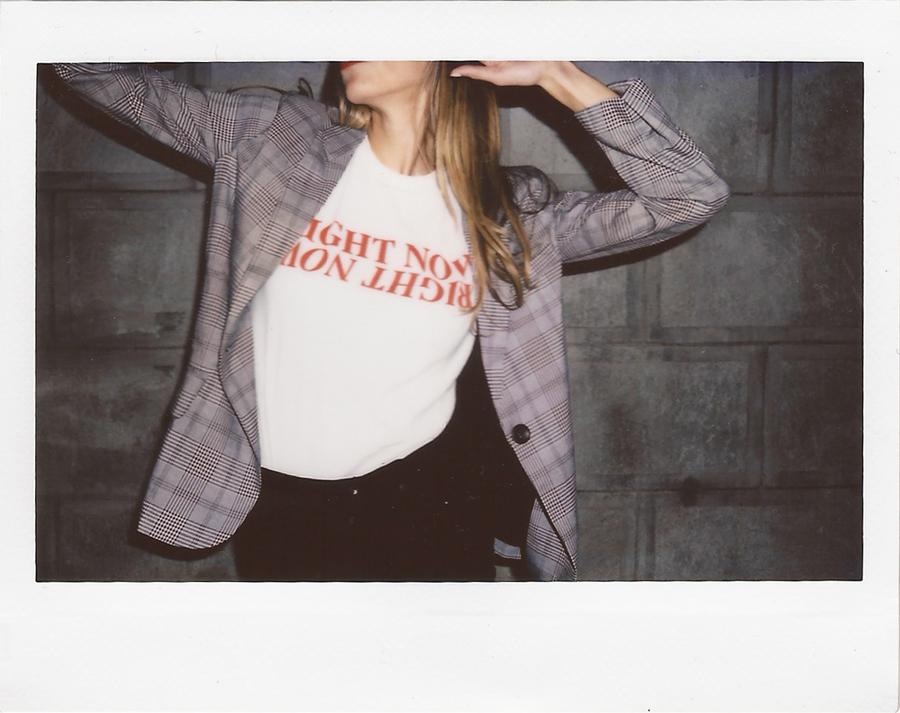 trendy graphic tee | chasing kendall
